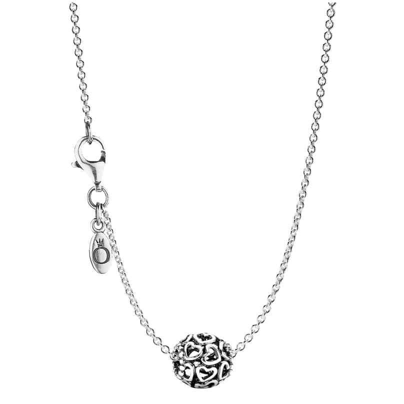 Pandora 79893 Ladies Necklace Hearty 4260333979893
