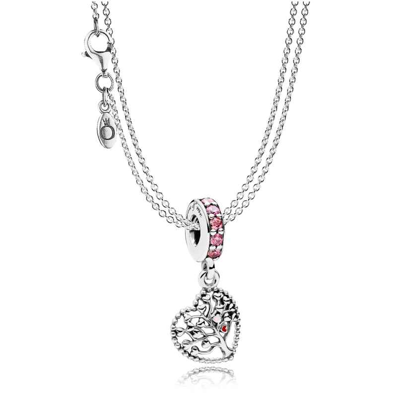 Pandora 08392 Necklace Lovetree Charm Pendant 4260497083924