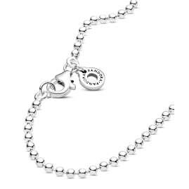 Pandora 399104C00-60 Damen-Halskette Kugelkette