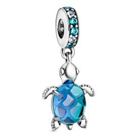 Pandora 51163 Silber Damen-Kette Meeresschildkröte