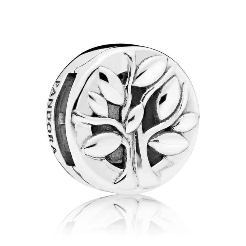 Pandora 797779 Reflexions Clip Charm Lebensbaum Silber 5700302745580