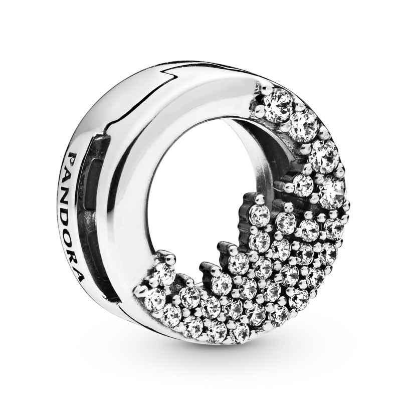 Pandora 798475C01 Reflexions Silber Clip Charm Sparkling Icicles 5700302826753