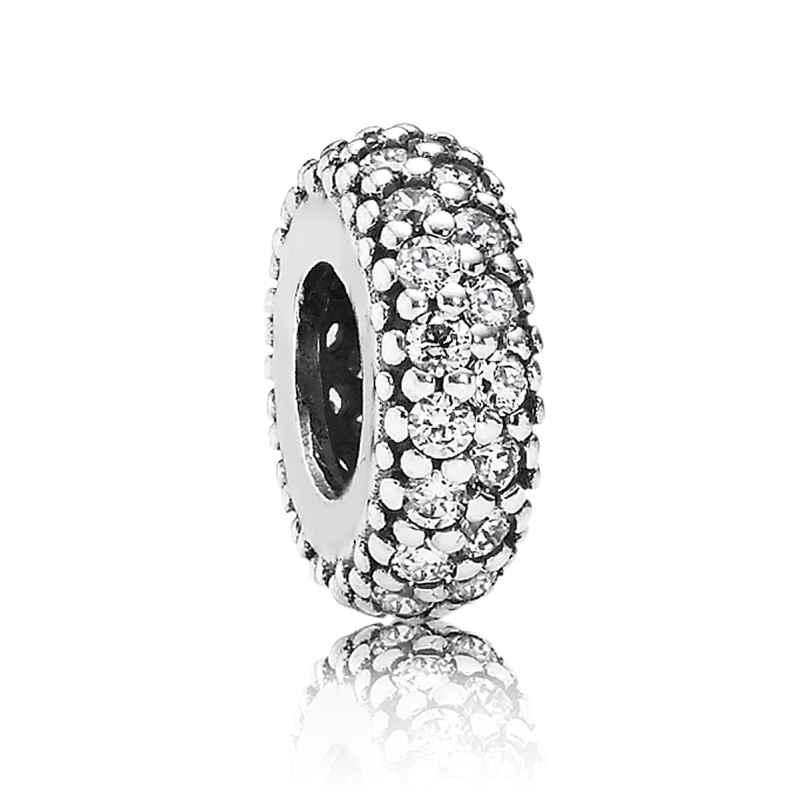 Pandora 791359CZ Silber Zwischenelement Zirkonia 5700302259513