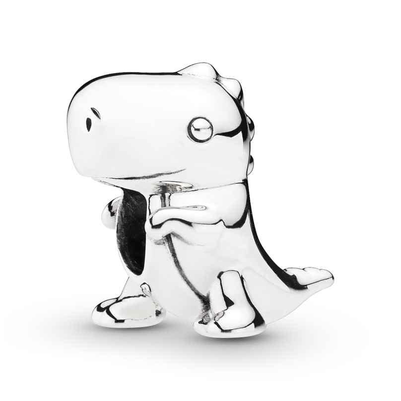 Pandora 798123 Charm Dino der Dinosaurier Silber 925 5700302795035