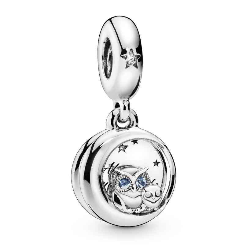 Pandora 798398NBCB Charm-Anhänger Always by Your Side Owl 5700302817409