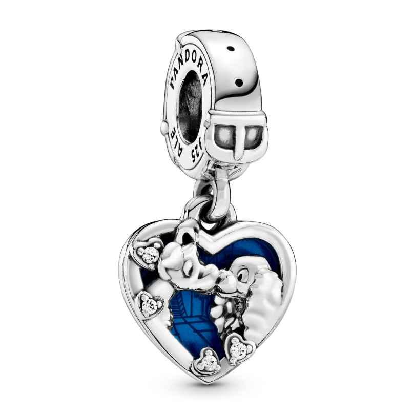 Pandora 798634C01 Charm-Anhänger Disney Susi und Strolch 5700302844597