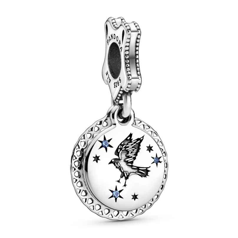Pandora 798831C01 Silber Charm-Anhänger Harry Potter Ravenclaw 5700302853353