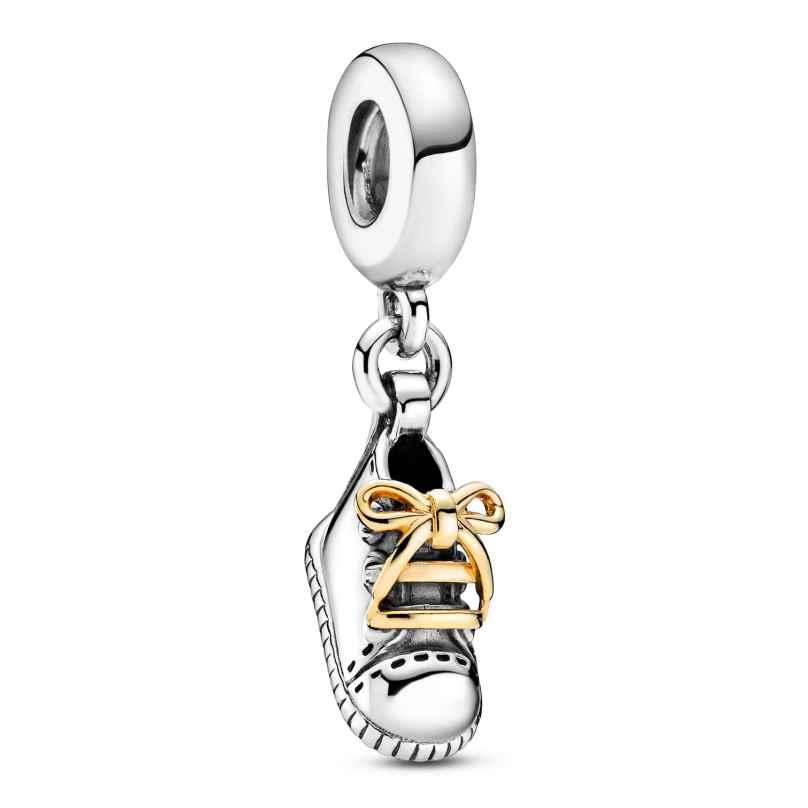 Pandora 799075C00 Silver Charm Dangle Baby Shoe 5700302895674