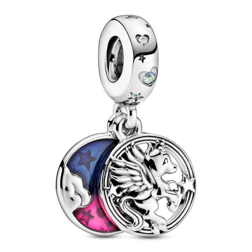 Pandora 799145C01 Silber Charm-Anhänger Magisches Einhorn 5700302899153
