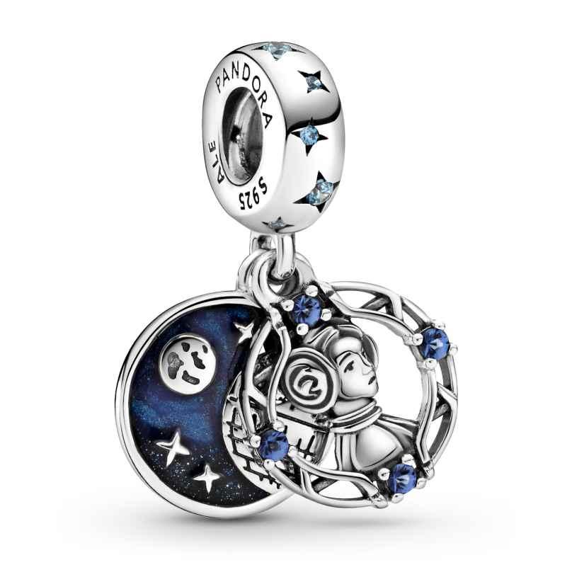 Pandora 799251C01 Silber Charm-Anhänger Prinzessin Leia 5700302901306