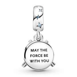 Pandora 799252C01 Silber Charm-Anhänger Lichtschwerte
