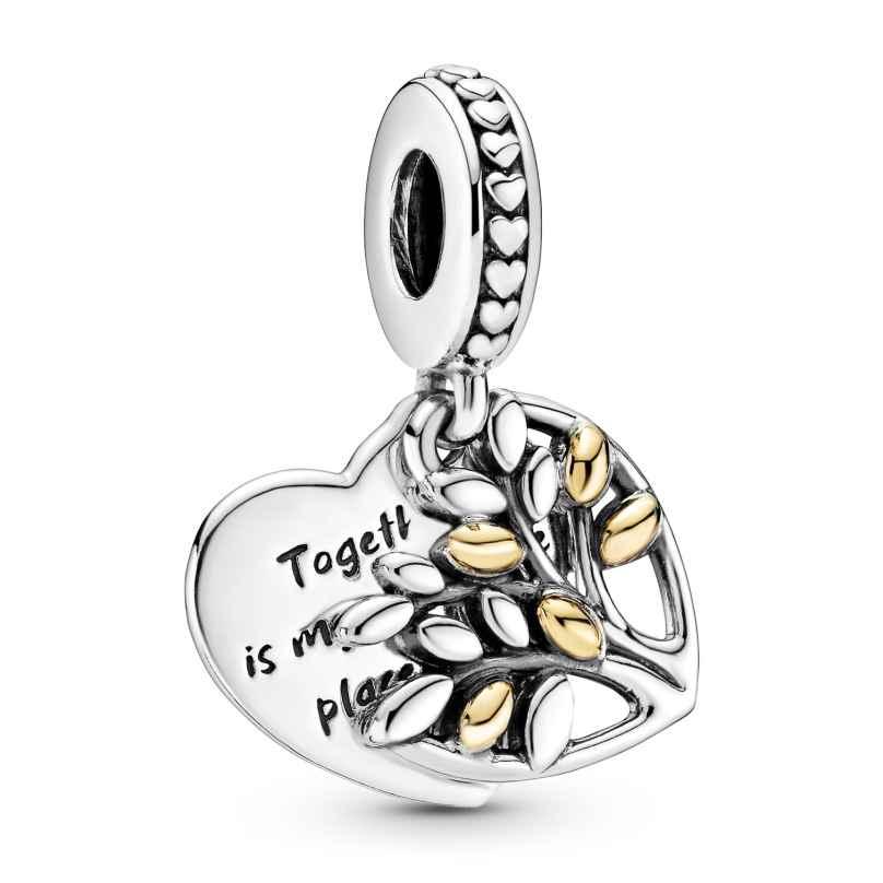 Pandora 799161C00 Charm-Anhänger Familienbaum Silber 5700302900248