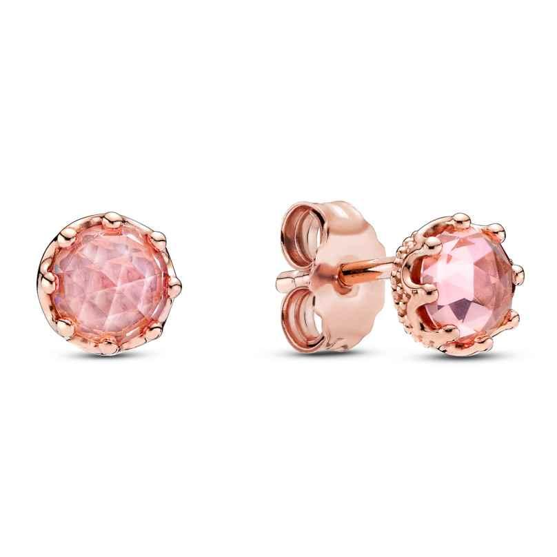 Pandora 288311C01 Rose Ladies´ Earstuds Sparkling Crown 5700302895254