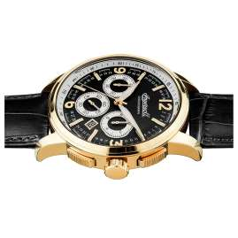 Ingersoll I00102 Herrenuhr Chronograph The Regent