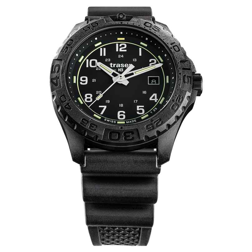 traser H3 108672 Herren-Armbanduhr P96 OdP Evolution Black 4260315533891