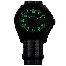 traser H3 109039 Men's Watch P96 OdP Evolution Green