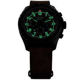 traser H3 109047 Men's Watch P96 OdP Evolution Chrono Green