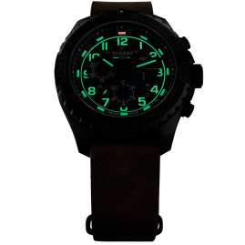 traser H3 109049 Men's Wristwatch P96 OdP Evolution Chrono Teal