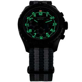 traser H3 109048 Men's Watch P96 OdP Evolution Chrono Green