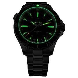 traser H3 110325 Men's Watch P67 Diver Automatic Special Set Green