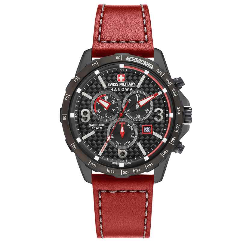 Swiss Military Hanowa 06-4251.13.007 Ace Herren-Chronograph 7612657088961