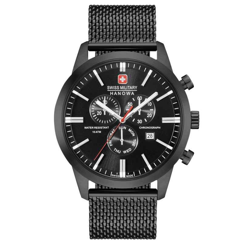 Swiss Military Hanowa 06-3308.13.007 Herren-Armbanduhr Multifunktion 7612657095174