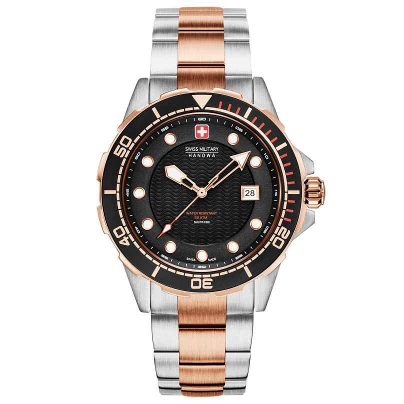 Swiss Military Hanowa 06-5315.12.007 Herren-Armbanduhr Neptune Diver 7612657095594