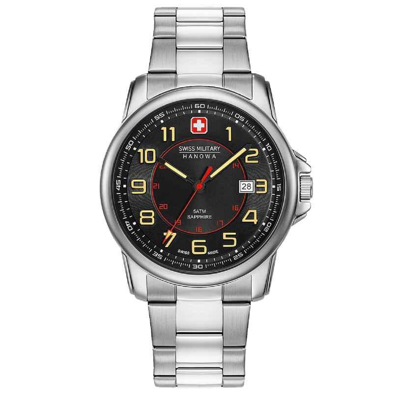 Swiss Military Hanowa 06-5330.04.007 Herrenuhr Grenadier Ø 43 mm 7612657097789