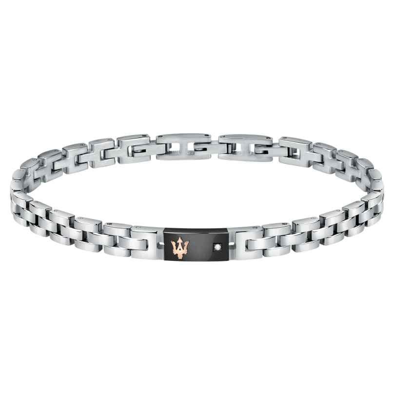 Maserati JM221ATY05 Herren-Armband Edelstahl 8033288926689