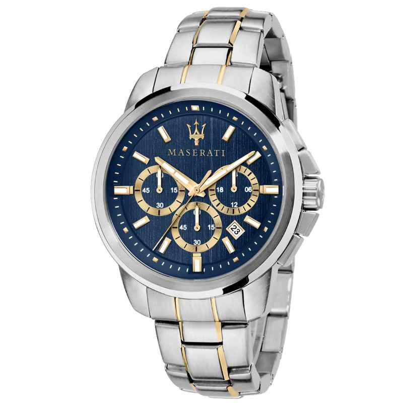 Maserati R8873621016 Herrenuhr Chronograph Successo 8033288880431