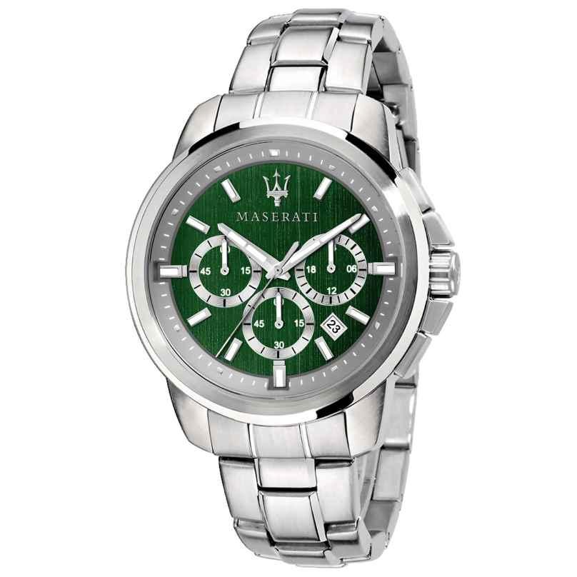 Maserati R8873621017 Herrenuhr Chronograph Successo 8033288880448