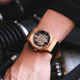 Maserati R8821108002 Men's Watch Automatic Potenza