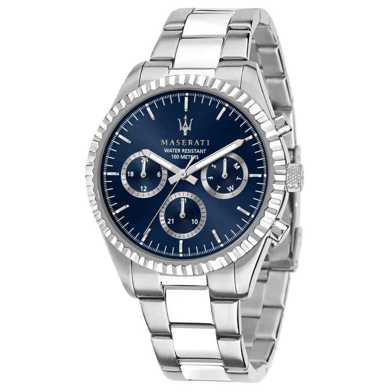 Maserati R8853100022 Herrenuhr Multifunktion Competizione 8033288892298