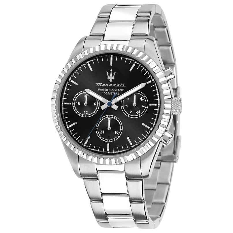 Maserati R8853100023 Herren-Armbanduhr Multifunktion Competizione 8033288892304