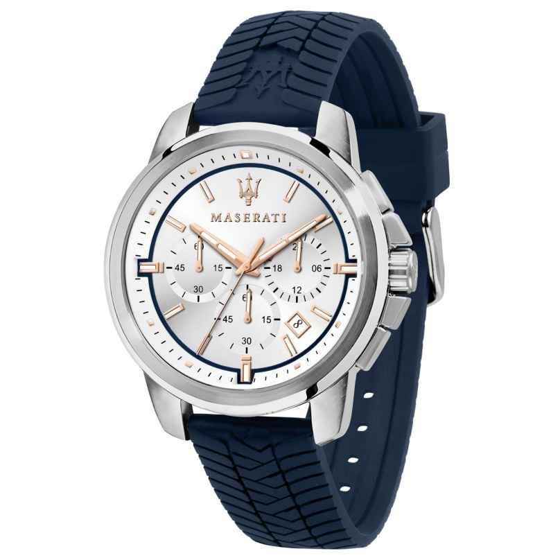 Maserati R8871621013 Men's Watch Chronograph Successo 8033288893967