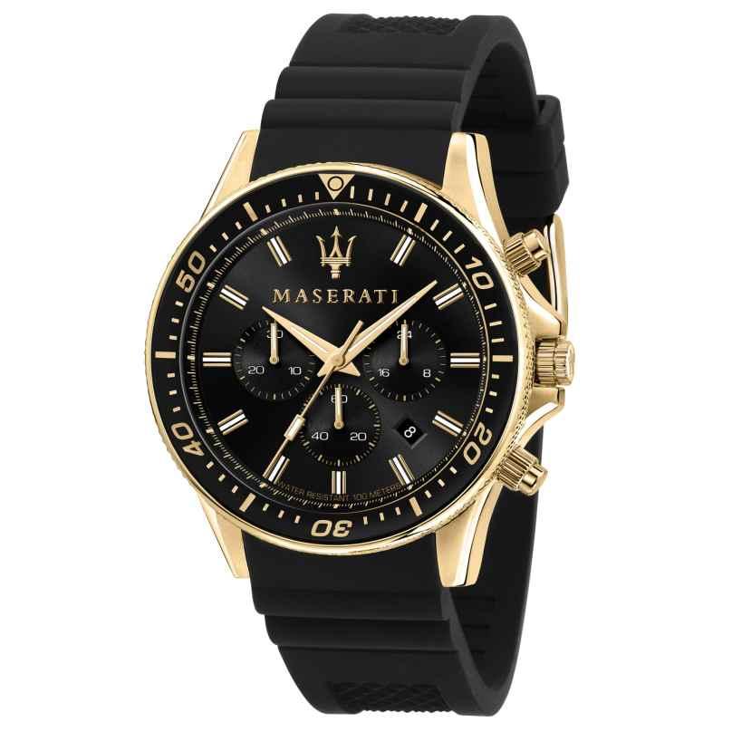 Maserati R8871640001 Herren-Armbanduhr Chronograph Sfida 8033288894735