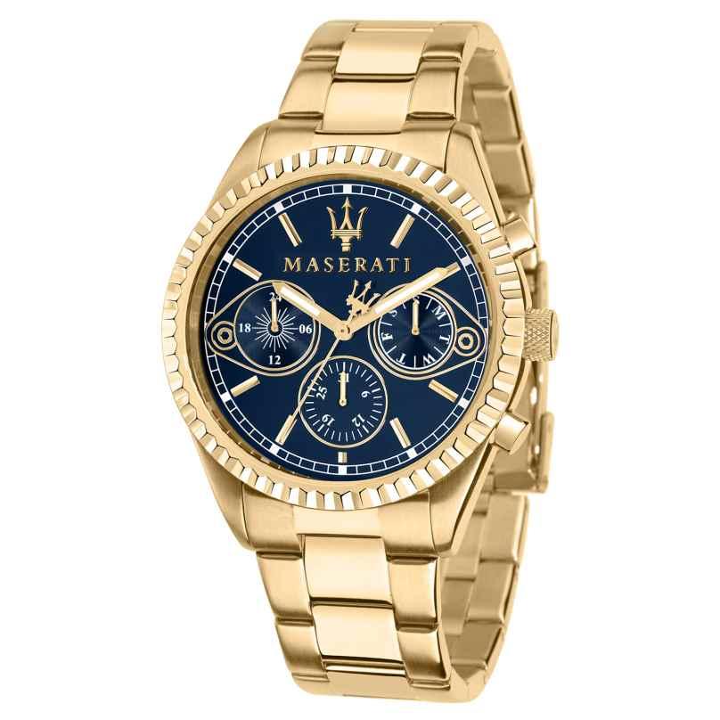 Maserati R8853100026 Gents Watch Competizione 43 mm 8033288930549