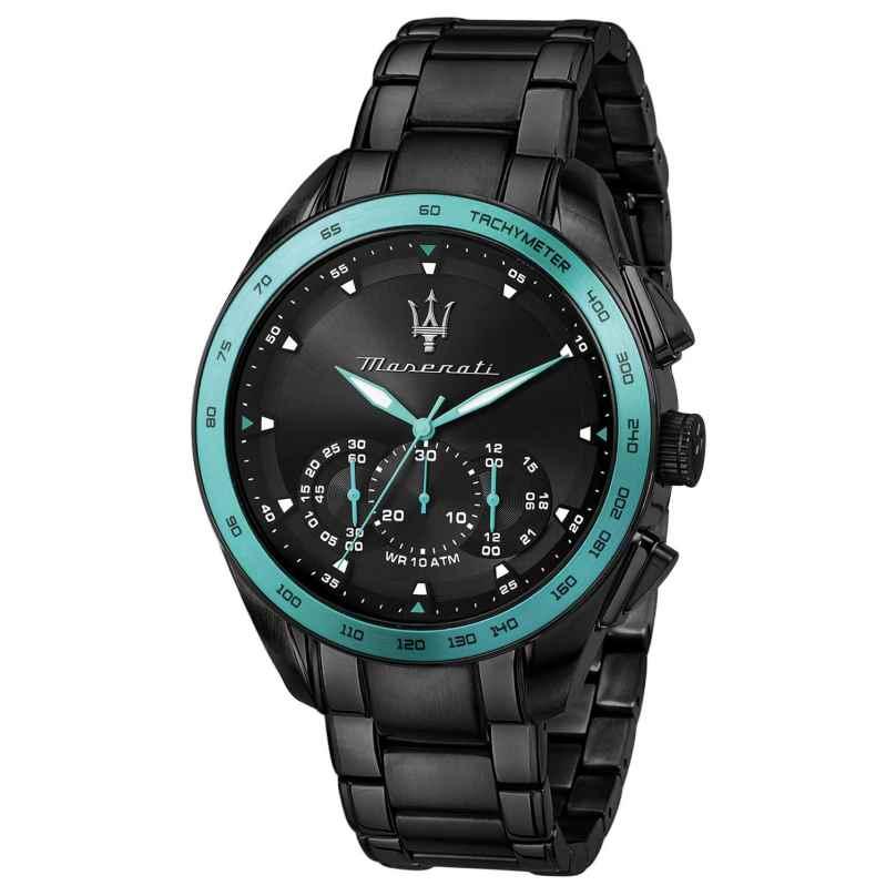 Maserati R8873644002 Men's Watch Chronograph Aqua Edition Traguardo 8033288925798