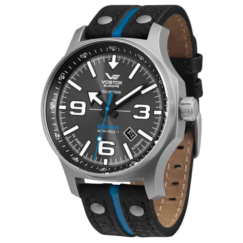 Vostok Europe 5955195 Expedition Nordpol 1 Automatik Herrenuhr 4260157443068