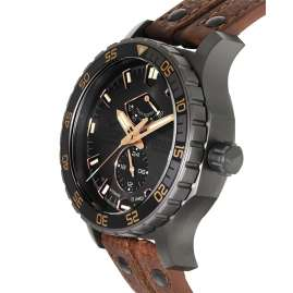 Vostok Europe YN84-597D541 Men's Automatic Watch Expedition Everest Underground