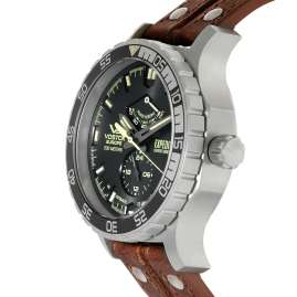 Vostok Europe YN84-597A543 Automatik-Herrenuhr Expedition Everest Underground