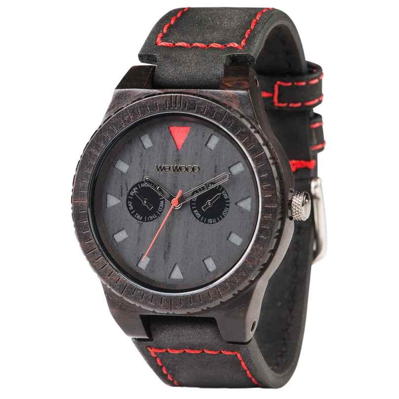 WeWood WW37004 Leo Terra Black Mens Watch 0610373988685