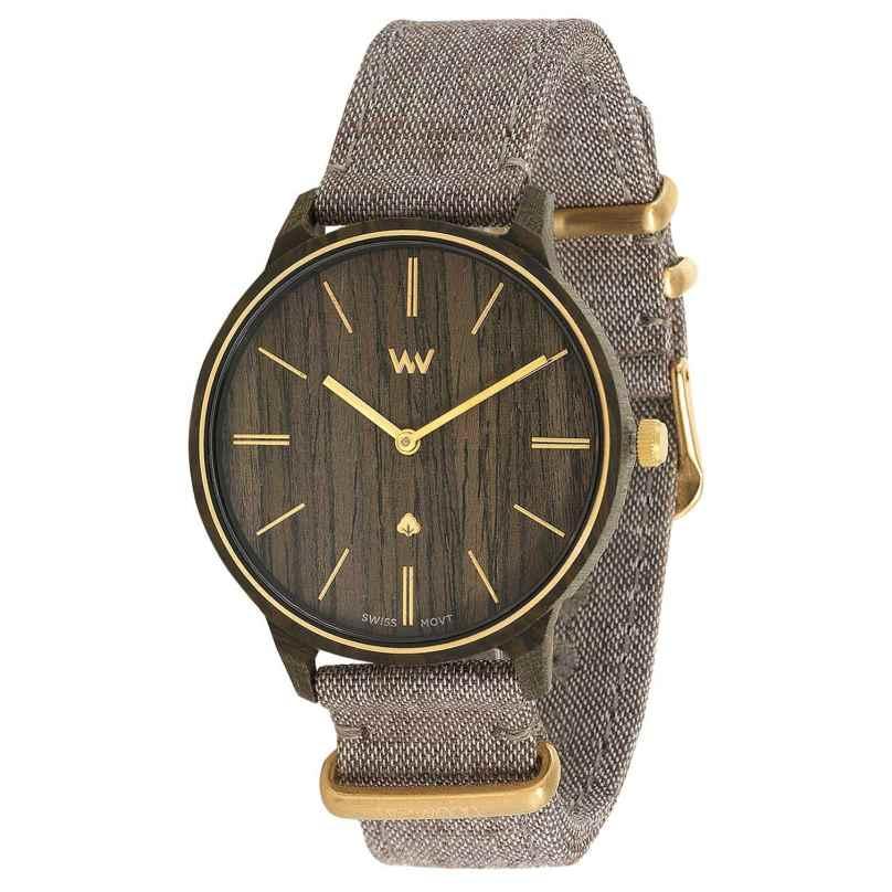 WeWood WW65002 Damen-Armbanduhr Iris Beige Gold 0725350507688