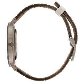 WeWood WW63005 Holz-Armbanduhr Albacore Silver Blue Nut