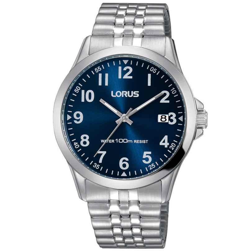 Lorus RS973CX9 Herrenuhr mit Flexband 4894138331015