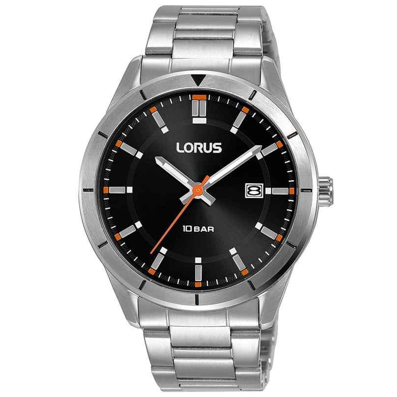 Lorus RH997LX9 Herrenuhr Sport Schwarz 10 bar 4894138346118