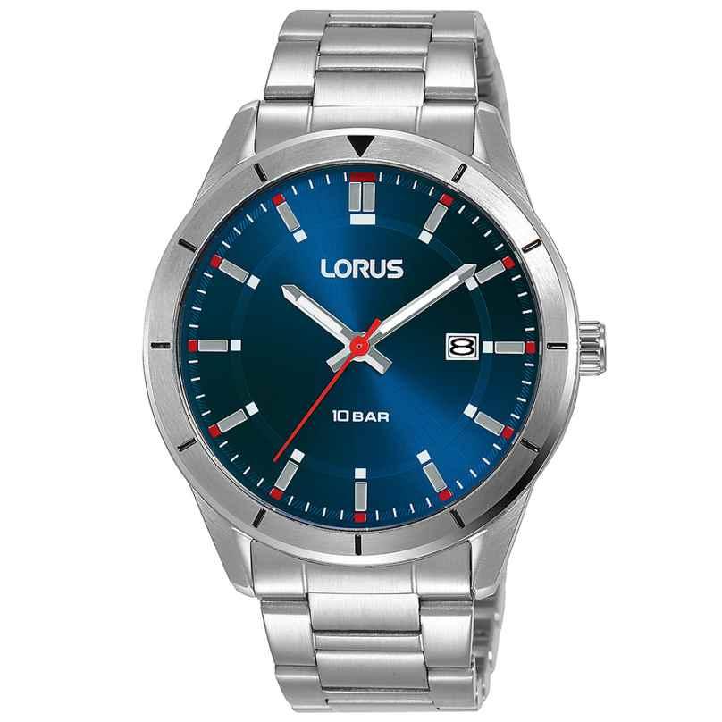 Lorus RH999LX9 Herren-Armbanduhr Sport Blau 10 bar 4894138346125