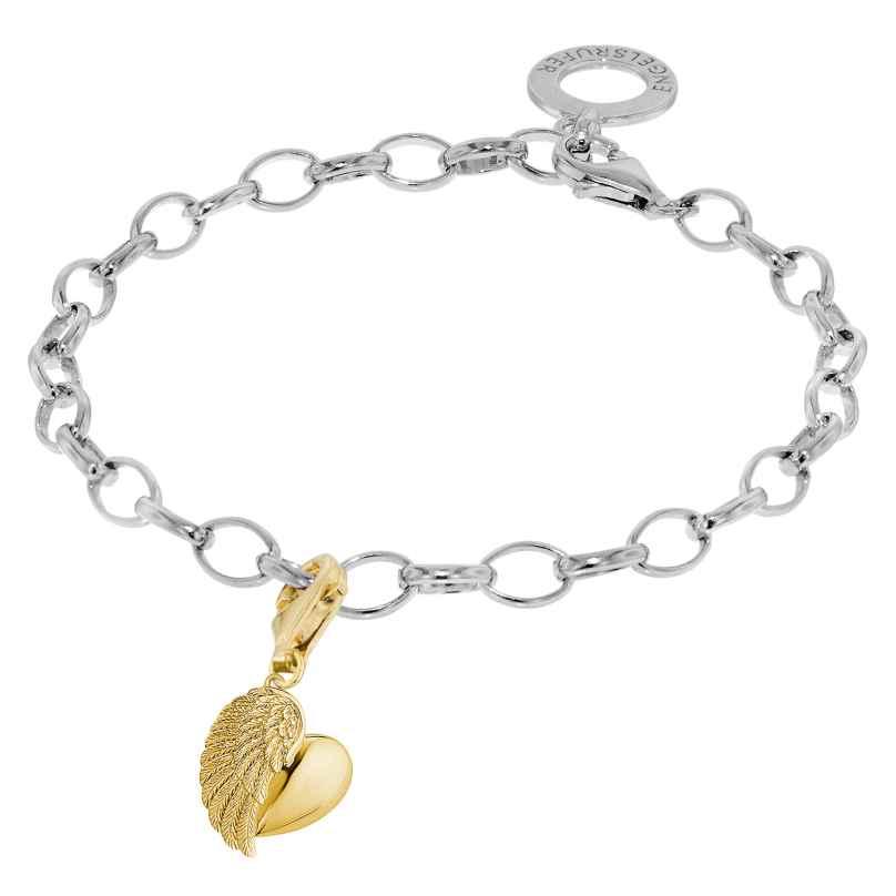 Engelsrufer 51931 Gift Set Bracelet with Winged Heart 4260435351931