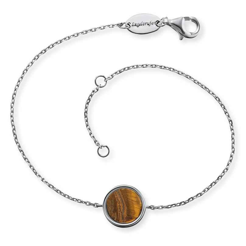 Engelsrufer ERB-LILGEM-TE Silber Damen-Armband Kraftstein Tigerauge 4260645869820