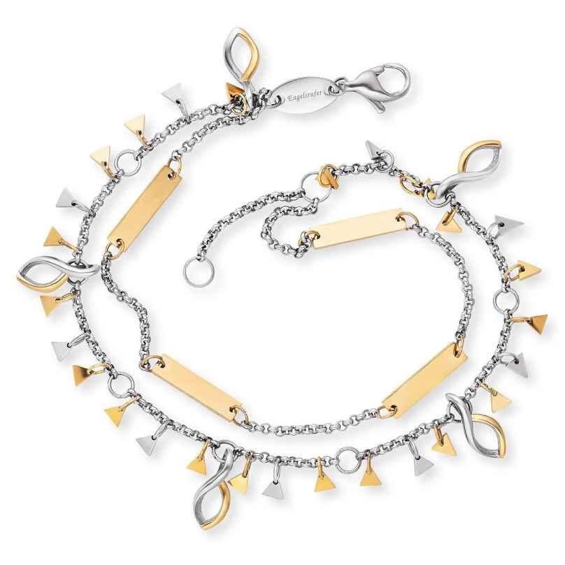 Engelsrufer ERBS-TRIANGLE Damen-Armband Boho Triangel 4260645864443